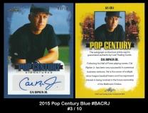 2015 Pop Century Blue #BACRJ