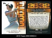 2015 Topps 2632 #2632-4