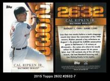 2015 Topps 2632 #2632-7