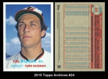 2015 Topps Archives #24