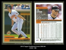 2015 Topps Cardboard Icons 2000 #4