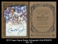 2015 Topps Gypsy Queen Autographs Gold #GQACR