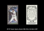 2015 Topps Gypsy Queen Mini Box Varation #87