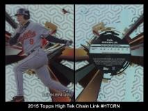 2015 Topps High Tek Chain Link #HTCRN