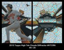2015 Topps High Tek Clouds Diffractor #HTCRN