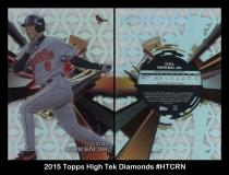 2015 Topps High Tek Diamonds #HTCRN