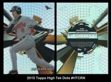 2015 Topps High Tek Dots #HTCRN