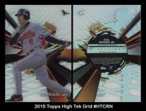 2015 Topps High Tek Grid #HTCRN