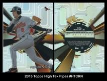 2015 Topps High Tek Pipes #HTCRN