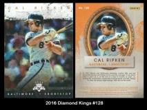 2016 Diamond Kings #128