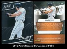 2016 Panini National Convention VIP #66