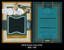 2016 Prime Cuts #150