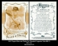 2016 Topps Allen and Ginter 5x7 Baseball Legends Gold #BL21