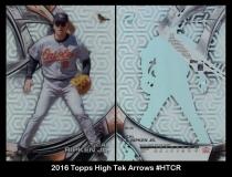 2016 Topps High Tek Arrows #HTCR