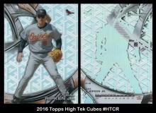 2016 Topps High Tek Cubes #HTCR