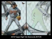 2016 Topps High Tek Diamonds #HTCR