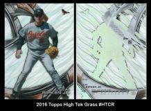 2016 Topps High Tek Grass #HTCR