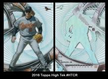 2016 Topps High Tek #HTCR