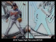2016 Topps High Tek Lines #HTCR