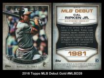 2016-Topps-MLB-Debut-Gold-MLBD28