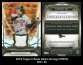 2016 Topps Tribute Relics Orange #TRCR