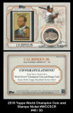2016-Topps-World-Champion-Coin-and-Stamps-Nickel-WCCSCR