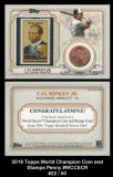 2016-Topps-World-Champion-Coin-and-Stamps-Penny-WCCSCR