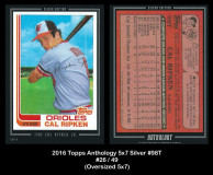 2016-Topps-Anthology-5x7-Silver-98T