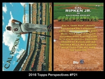 2016 Topps Perspectives #P21