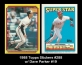 1988 Topps Stickers #288 w Dave Parker #19