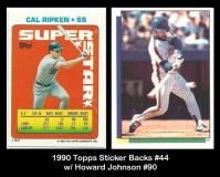 1990-Topps-Sticker-backs-44-w-Howard-Johnson-90